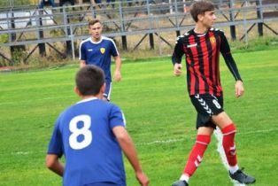 Валандовчанецот Петар Гугуљанов дебитираше во Македонската фудбалска репрезентација до 18 години